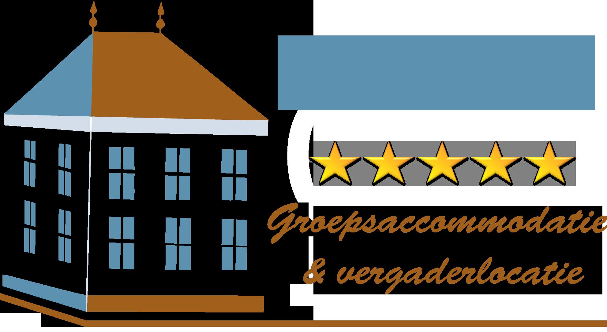 Gunhof Groepsaccommodatie – Landgoed de Gun Logo